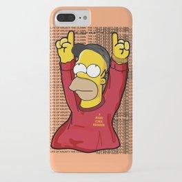 I Feel Like KrustY iPhone Case