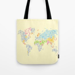 We Are All Writers Tote Bag