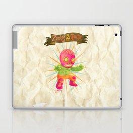 zombie ala lucha  Laptop & iPad Skin