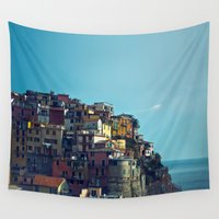 italy Wall Tapestries featuring Italy by Rupert & Company