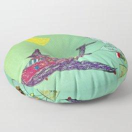 Halloween Air Floor Pillow