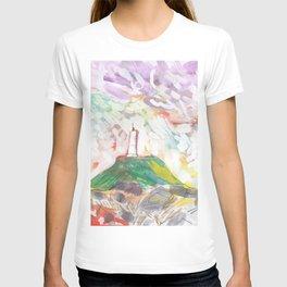 Lighthouse near Gunnuhver T-shirt