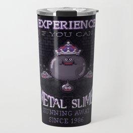 Slime Metal Travel Mug