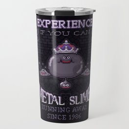 Slime Metal Travel Mug