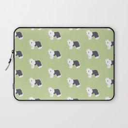 Old English Sheepdog Laptop Sleeve