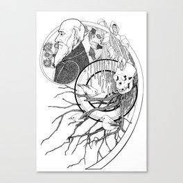 Darwin Day 2015 Canvas Print