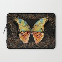 Spanish Butterfly Laptop Sleeve