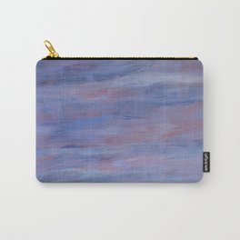 Abstract rainy pavement Carry-All Pouch