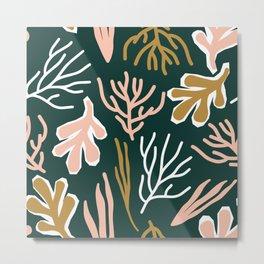 Modern Art Seaside MAS5 Metal Print