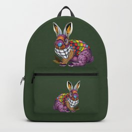 Steampunk Bunny Rabbit Backpack