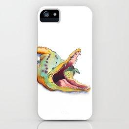 Alligator Snap iPhone Case