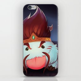 Draven Poro League Of Legends iPhone Skin