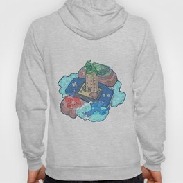 Pocket Monster V3 - Legendary Clash Hoody