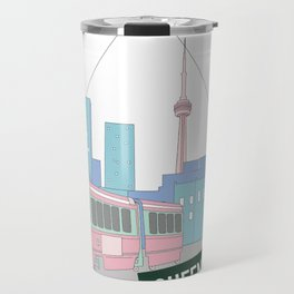Queen Street W. Travel Mug