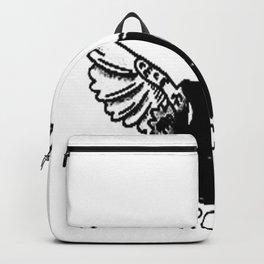 Rock guitar , custom gift design Backpack