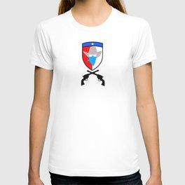 Texas Cowboy Shield T-shirt
