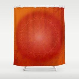 Muladhara Shower Curtain