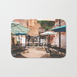 NOLA Dining Courtyard Bath Mat