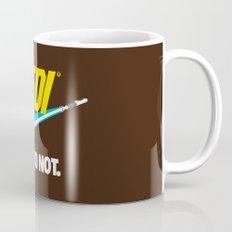 Brand Wars: Jedi - blue lightsaber Coffee Mug