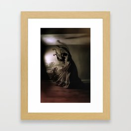 We Haunt Ourselves Framed Art Print