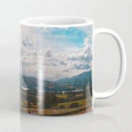 Hills of Windermere, England Coffee Mug