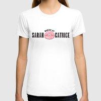 sarah paulson T-shirts featuring Sarah by Julia Bland