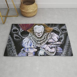 IT Clown Rug