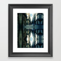 ripe for the quenching (2) Framed Art Print