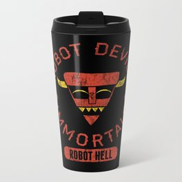 Bad Boy Club: Robot Devil's Immortals  Metal Travel Mug