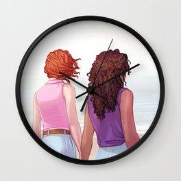 San Junipero Wall Clock