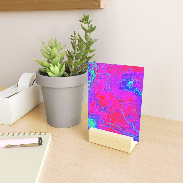 Radar Love - Abstract Mini Art Print