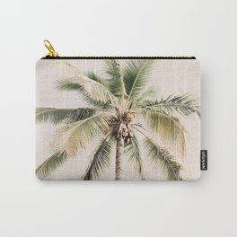 Tropical Palm Tree Carry-All Pouch