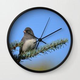 Backyard Beauty Wall Clock