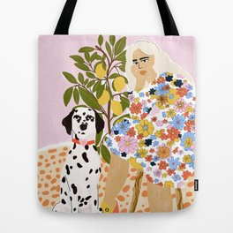 The Chaotic Life Tote Bag