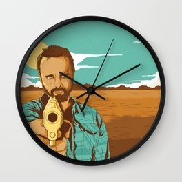 BREAKING BAD | JESSE PINKMAN Wall Clock