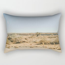 Out In West Texas Rectangular Pillow