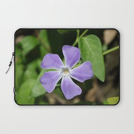 Lilac Periwinkle Laptop Sleeve