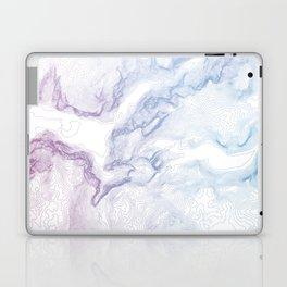 Yosemite National Park Half Dome Print Laptop & iPad Skin