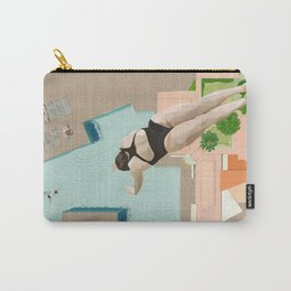 Le plongeon Carry-All Pouch