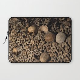 We Are All the Same in the End Laptop Sleeve