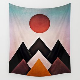 mountain 13 Wall Tapestry