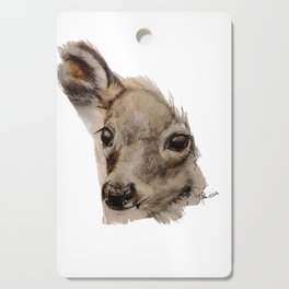 Deer Cutting Board