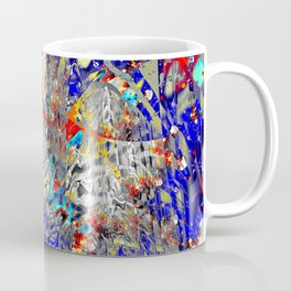 ice and fire friend Coffee Mug