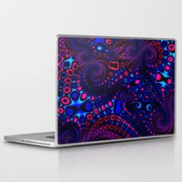 american psycho Laptop & iPad Skins featuring Psycho by Sr. xx