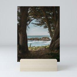 Sea Ranch Beach Lookout Printable Wall Art | California Nature Ocean Coastal Travel Photography Print Mini Art Print