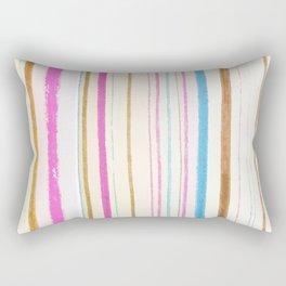Betty's Beach Towel Rectangular Pillow