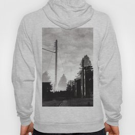 Ghostly Lines Hoody