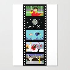 Blockbusters I Canvas Print