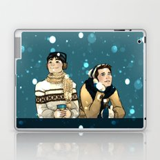 Kevin & Cas - Supernatural Laptop & iPad Skin