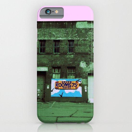 Hotel, Seattle iPhone & iPod Case